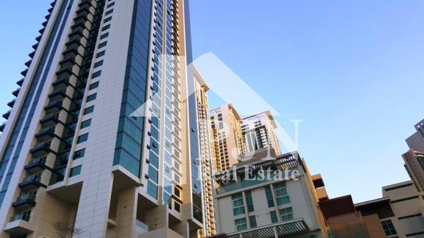 Abu Dhabi, Al Reem Island, Marina Square