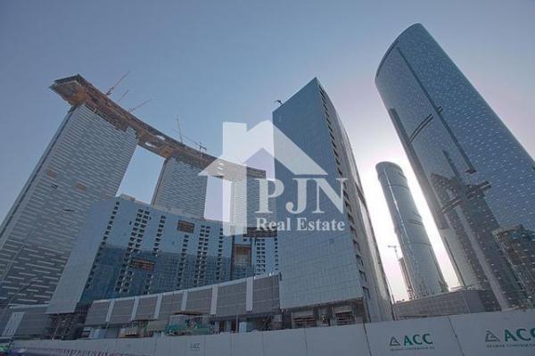 Abu Dhabi, Al Reem Island, Shams Gate District