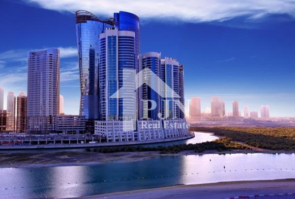 Abu Dhabi, Al Reem Island, City Of Lights