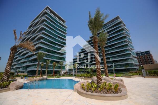 Abu Dhabi, Al Raha Beach, Al Bandar