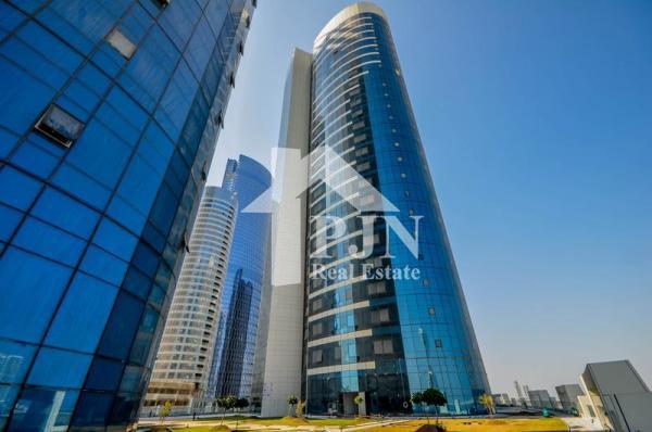 Abu Dhabi, Al Reem Island, City Of Lights